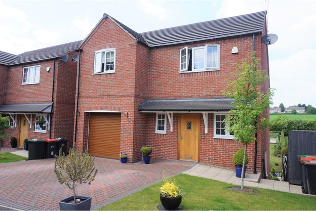 Thumbnail Detached house for sale in Meadow View, Selston