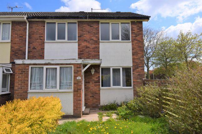 3 bed end terrace house for sale in Auburn Close, Bridlington YO16