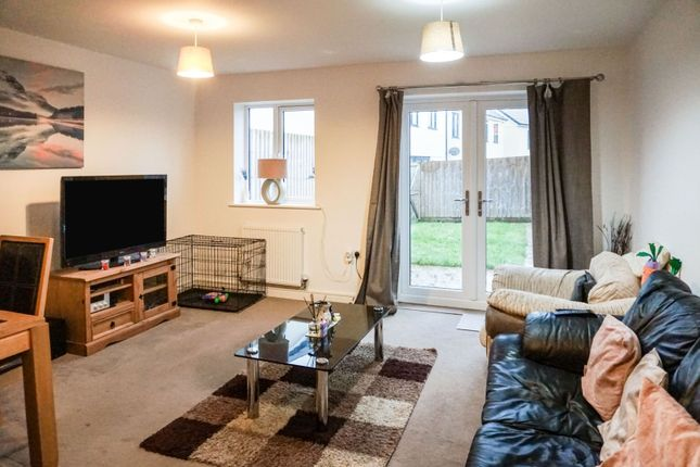 Thumbnail Terraced house for sale in Grove Close, Plymouth