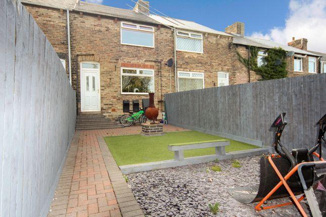 Thumbnail Terraced house for sale in Elliot Street, Sacriston