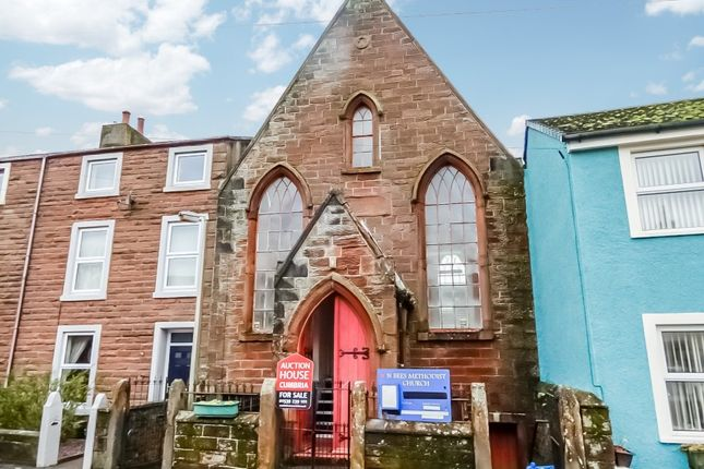 Thumbnail Detached house for sale in St Bees Methodist Church, Main Street, St. Bees, Cumbria