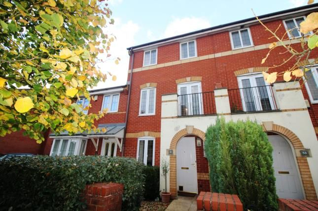 Thumbnail Terraced house for sale in Johnson Road, Emersons Green, Bristol, Gloucestershire
