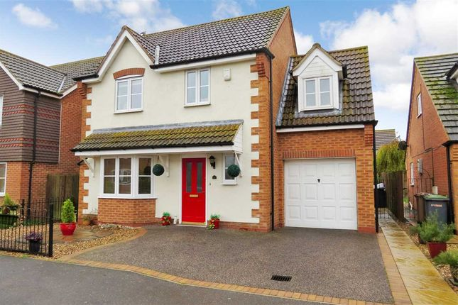 Thumbnail Detached house for sale in Field Road, Billinghay, Lincoln