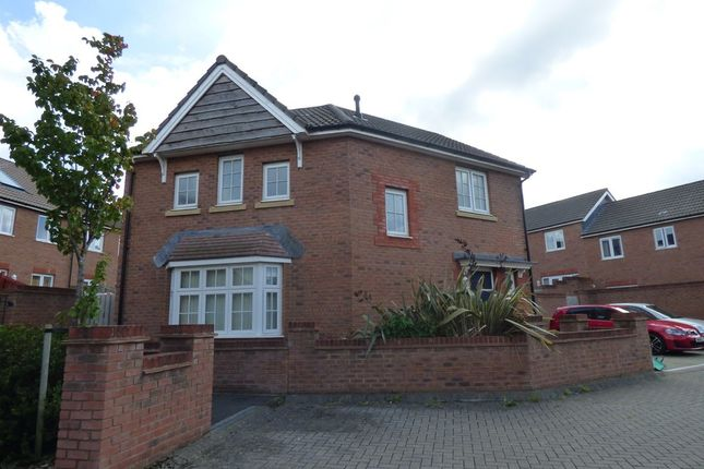 Thumbnail Detached house to rent in Little Stony Leas, Bristol