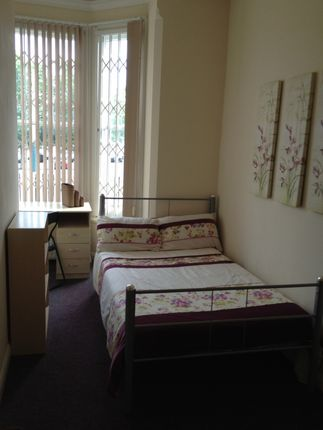 Flat to rent in Noel Street, Forest Fields, Nottingham