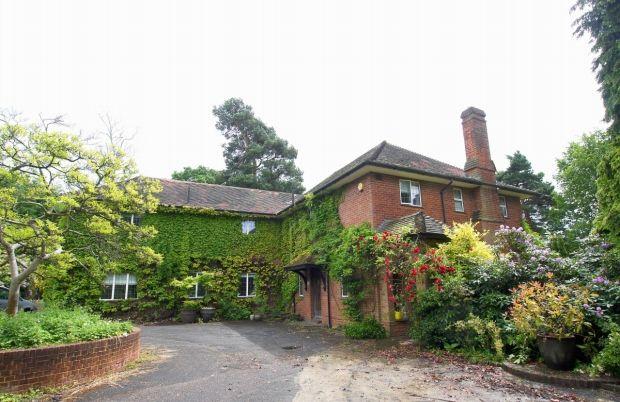 Thumbnail Detached house for sale in Mount Harry Road, Sevenoaks