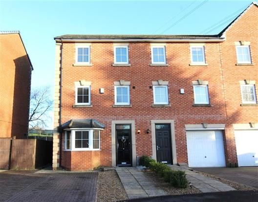 Thumbnail Property to rent in Tramway Lane, Bamber Bridge, Preston