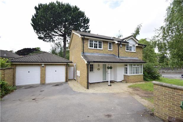 Thumbnail 4 bed detached house for sale in Glenside Park, Stapleton, Bristol