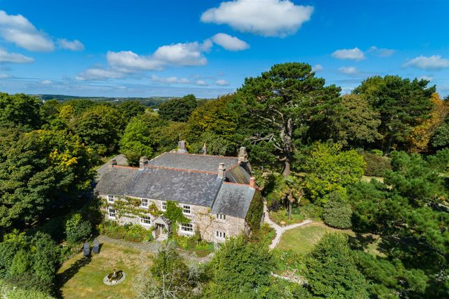 Thumbnail Detached house for sale in Near Port Navas, Helford River, Falmouth