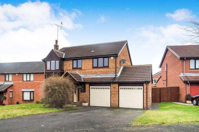 Thumbnail Detached house to rent in Sinderby Close, Gosforth, Newcastle Upon Tyne