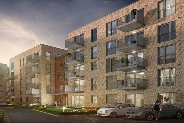 Thumbnail Flat for sale in Mariners Place, Plough Way, London