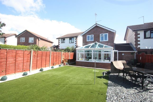 Thumbnail Detached house for sale in Nightingale Drive, Weymouth