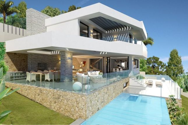 4 bed detached house for sale in Malaga, Andalucia, Spain
