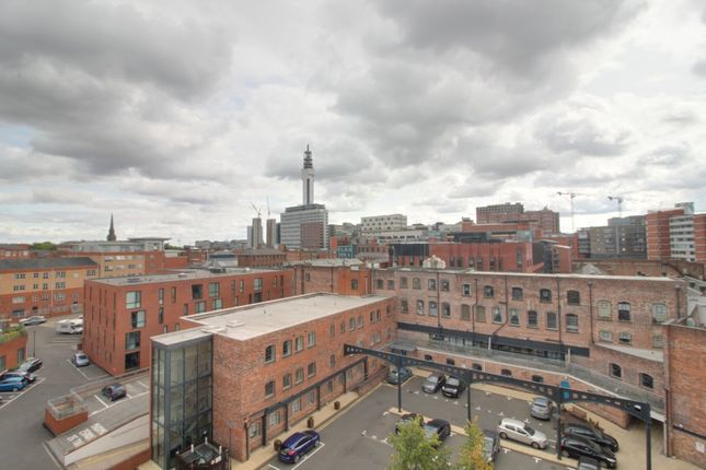 Thumbnail Flat to rent in Q Apartments, Newhall Hill, Birmingham