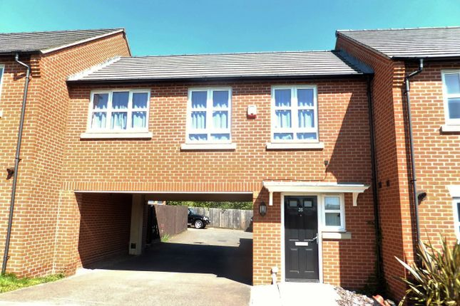 2 bed town house for sale in East Street, Warsop Vale