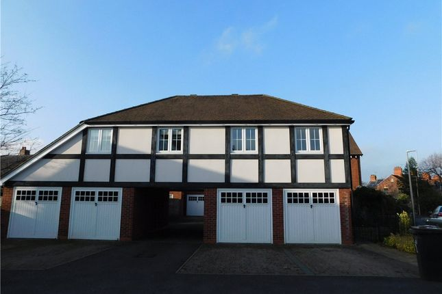 Thumbnail Flat for sale in Imperial Court, Nantwich, Cheshire