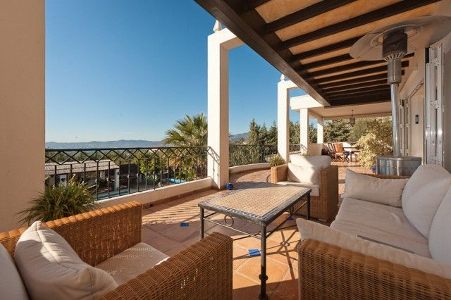 Terrace of Spain, Málaga, Mijas, La Alquería