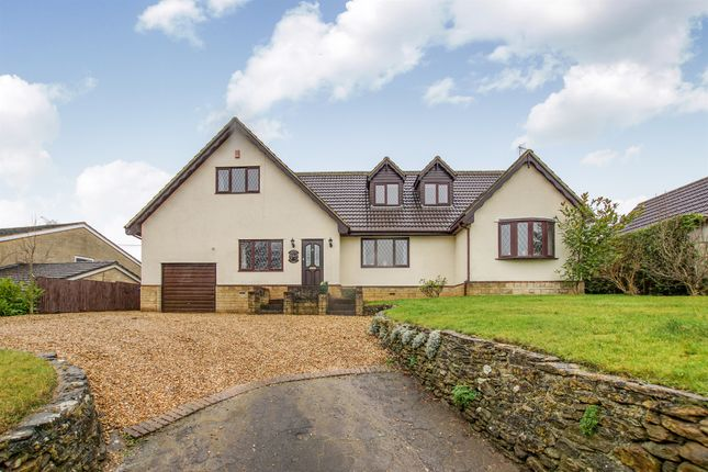 Thumbnail Detached house for sale in Norley Lane, Studley, Calne