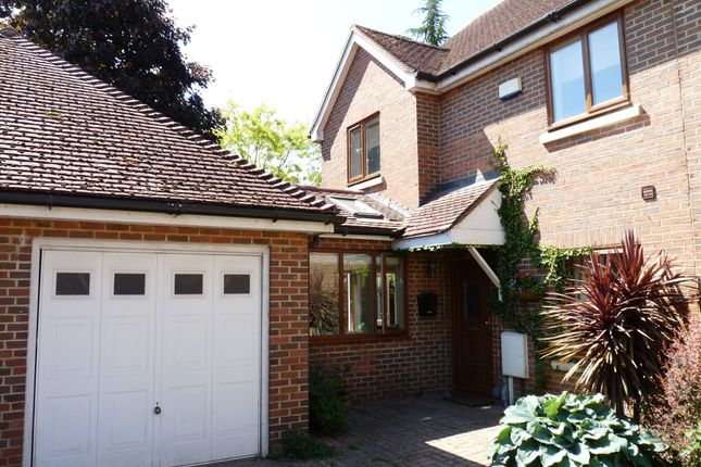 Thumbnail Terraced house for sale in Cranbrook Mews, High Street, Edenbridge