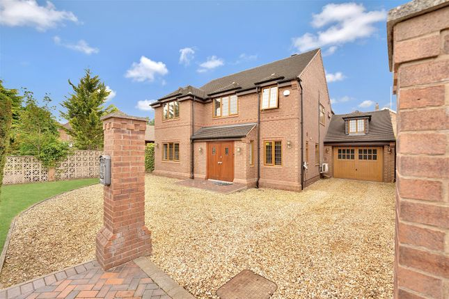 Thumbnail Detached house for sale in Heather Road, Binley Woods, Coventry