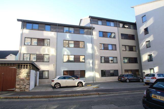 Thumbnail Flat for sale in Ebrington Street, Plymouth