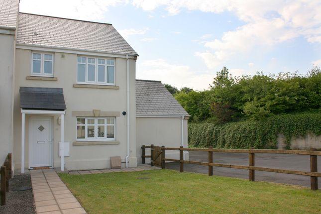 Thumbnail Semi-detached house for sale in St Peters Road, Pond Bridge, Johnston