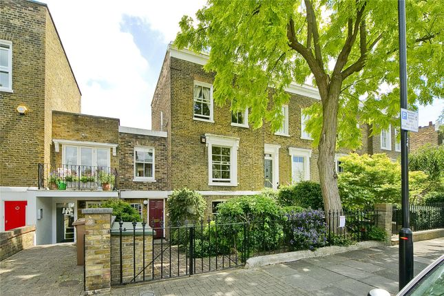 Thumbnail Terraced house for sale in Culford Road, De Beauvoir