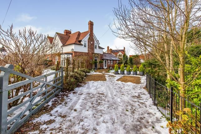 3 bed semi-detached house for sale in The Crescent, Carlton-In-Cleveland, North Yorkshire, Uk TS9