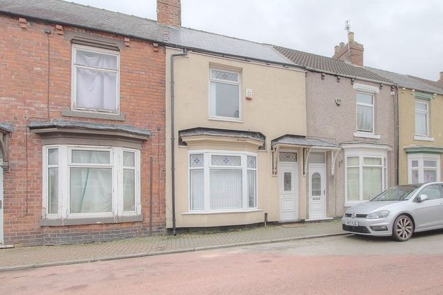 Thumbnail 2 bed property to rent in Warwick Street, Middlesbrough