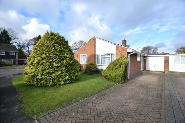 Thumbnail Bungalow for sale in Ambleside Close, Mytchett, Camberley, Surrey