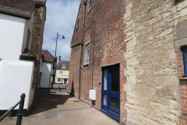 Thumbnail Flat to rent in Market Place, Sturminster Newton