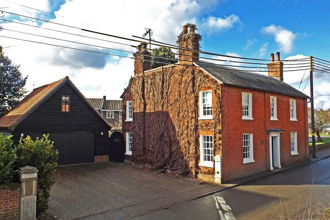 Thumbnail Detached house for sale in Swan Street, Boxford, Sudbury