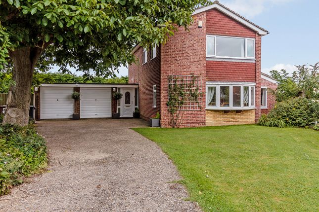 Thumbnail Detached house for sale in Exeter Close, Lincoln