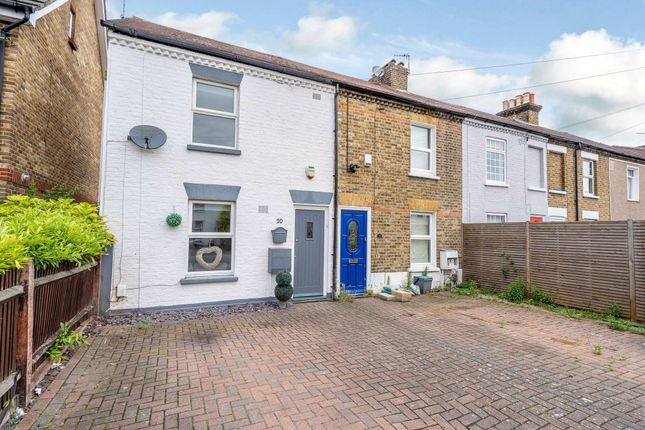 Thumbnail End terrace house for sale in Devonshire Road, London