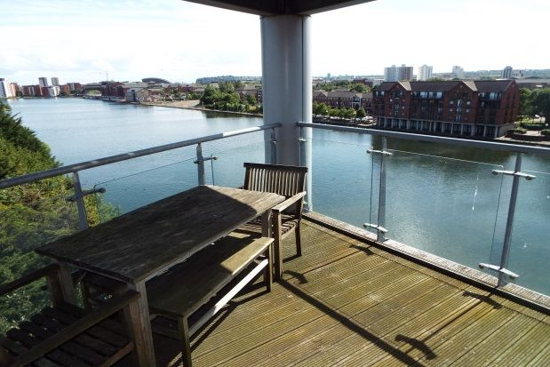 Thumbnail Flat to rent in Atlantic Wharf, Cardiff