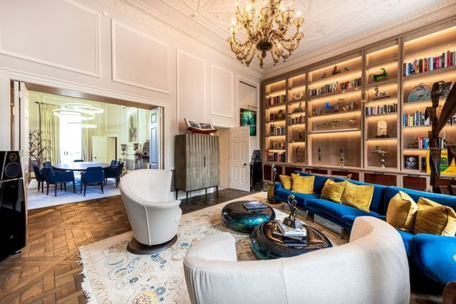 Thumbnail Property to rent in Stratford Place, Marylebone
