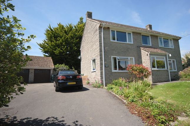 Thumbnail Detached house for sale in Kingsdon, Somerton