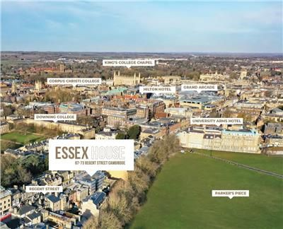 Thumbnail Commercial property for sale in Regent Street, Cambridge, Cambridgeshire