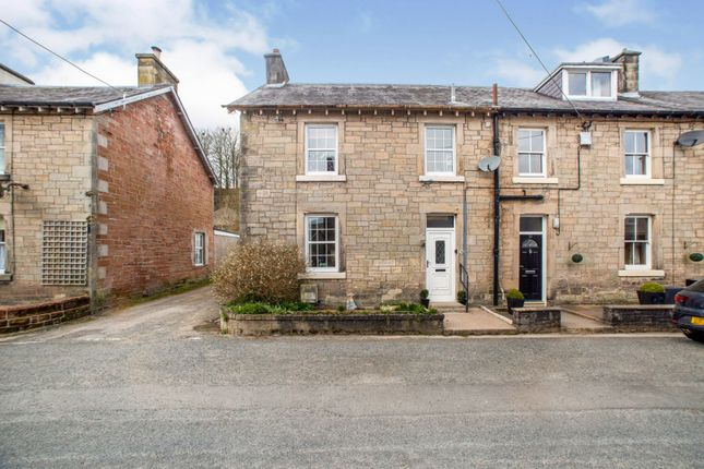 Thumbnail End terrace house for sale in Eskdaill Street, Langholm