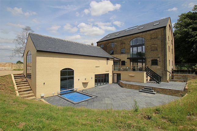 Thumbnail Detached house for sale in Astwick, Stotfold, Hitchin, Bedfordshire