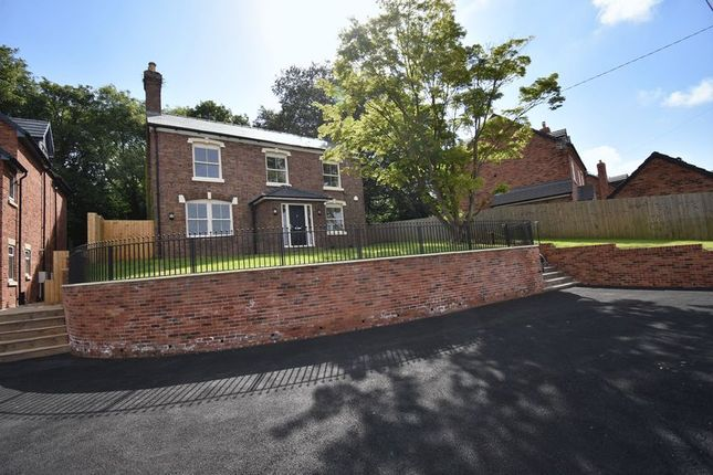 Thumbnail Detached house for sale in Greenhurst, St Lukes Road, Doseley, Telford