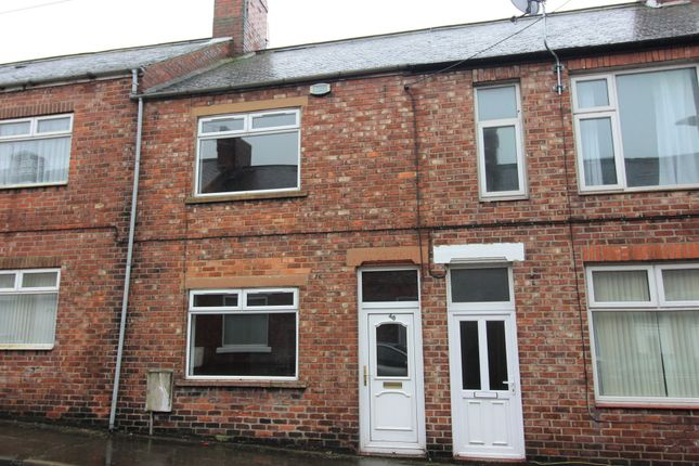 Thumbnail Terraced house to rent in Arthur Street, Chilton, Ferryhill
