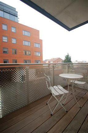 Balcony of Chorus Development, Broadway House, 2 Stanley Road, Wimbledon SW19