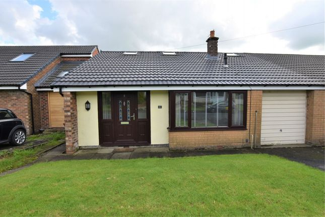 Thumbnail Semi-detached bungalow to rent in Arley Rise, Mellor, Blackburn, Lancashire