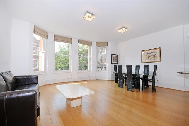Thumbnail Flat to rent in Nevern Square, Earls Court, London