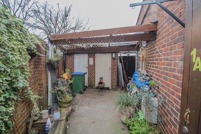 Outside Space of Manor Road North, Hinchley Wood, Esher KT10