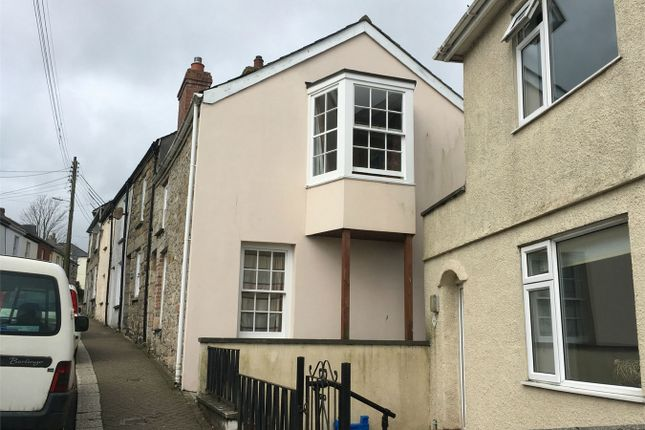 Thumbnail End terrace house to rent in Helston Road, Penryn
