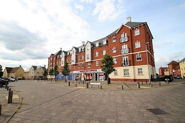 Thumbnail Flat to rent in John Mace Road, Colchester