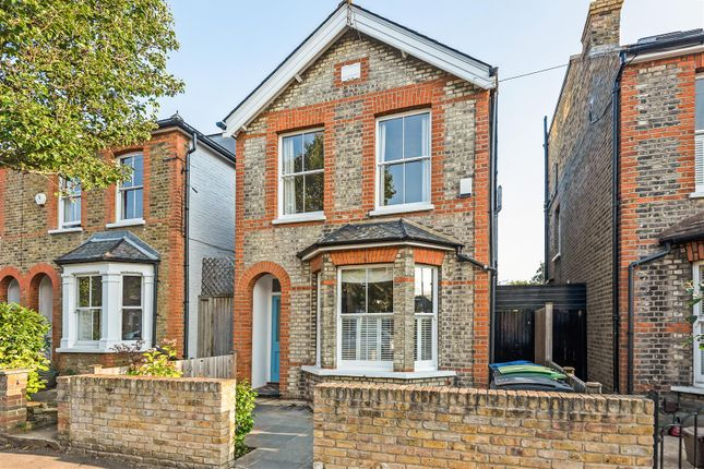 Thumbnail Detached house to rent in Bockhampton Road, Kingston Upon Thames