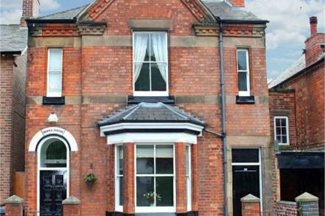 Thumbnail Link-detached house for sale in Clay Street, Burton-On-Trent, Staffordshire